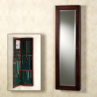 Catarina Jewelry Wall Mirror