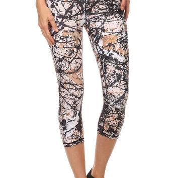 Cool Canvas Dream Capris
