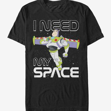 Toy Story Buzz Lightyear Need Space T-Shirt