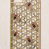Skinnydip Diamond Bee iPhone 7/8 Case | Urban Outfitters