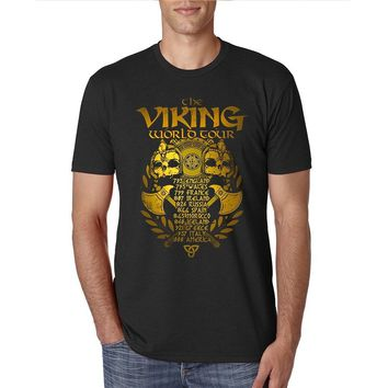 The Viking World Tour - Vikings T-shirt