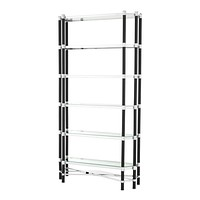 Glass Shelving Display Cabinet | Eichholtz Florence