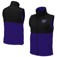 Washington Huskies Halfpipe Vest – Black