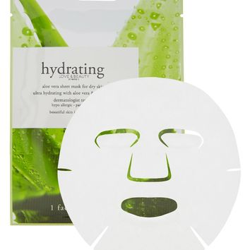 Hydrating Aloe Face Mask
