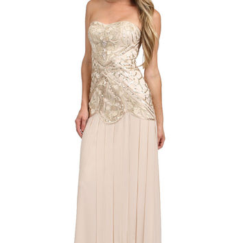 Sue Wong N3349 Mother of the Bride Evening Gown