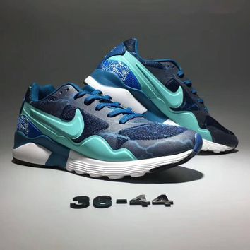 """Nike Air Pegasus 92/16"" Unisex Sport Casual Lightning Sneakers Couple Running Shoes"