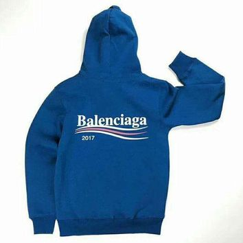 ONETOW balenciaga long sleeve hedging pullover sweater hoodies black g jj lhycwm 3
