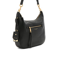 Marc Jacobs Recruit Hobo in Black | REVOLVE
