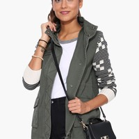Keegan Hooded Jacket