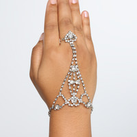 Statement Hand Chain