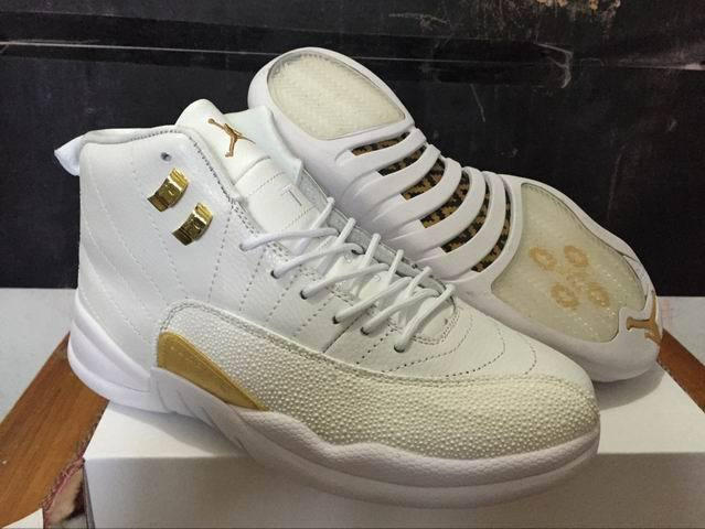premium selection c3b46 965bd Men s Nike Air Jordan 12 Retro Ovo Drake from Jaylenes