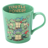 Teenage Mutant Ninja Turtles 12 Oz. Mug