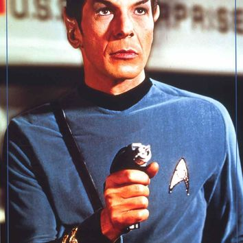 Star Trek Mr Spock Poster 24x36