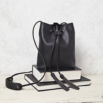 Free People Womens Babylon Bucket Bag