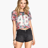 H&M Cropped Top $17.95