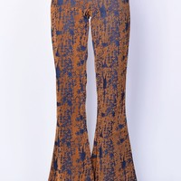 Deadstock Chloe Super Flare Burned Out Pant