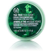 The Body Shop Tea Tree Face Mask Ulta.com - Cosmetics, Fragrance, Salon and Beauty Gifts