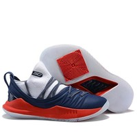 Under Armour Curry5 Women Men Fashion Casual Sneakers Sport Shoes-7