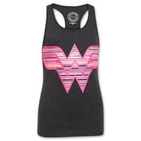 Girls' Under Armour Printed Logo Wonderwoman Tank