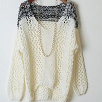 Sweater 9215 from thankyoutoo