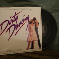 Dirty Dancing - Original Motion Picture Soundtrack (Vintage Vinyl Record)