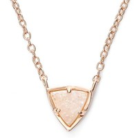 Women's Kendra Scott 'Perry' Drusy Pendant Necklace