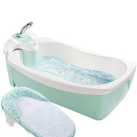 Summer Infant Lil Luxuries Whirlpool Spa & Shower - Green