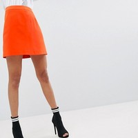 ASOS Tailored Fluro Punk Mini at asos.com