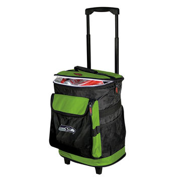 Seattle Seahawks NFL Rolling Cooler
