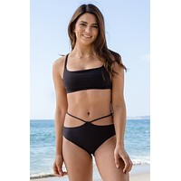 Indah Body - Affogado Top | Black