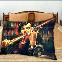 """BENEDICT CUMBERBATCH - 20 """" x 30 """" inch,Pillow Case and Pillow Cover."""