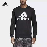 Adidas Fashion Men Women Classic Print Long Sleeve Sweater Top Sweatshirt
