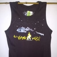 Backwood Jams Ladies Bamboo Tank Top