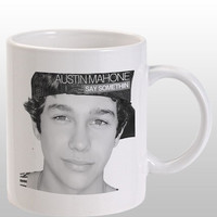 Austin Mahone  Ceramics Mug - Made To Order