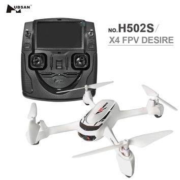 Hubsan H502S X4 RC Drone 5.8G FPV With 720P HD Camera GPS Altitude One Key Return Headless Mode RC Quadcopter Auto Positioning