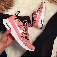 Nike Air Max Thea Ultra Flyknit Women Casual Running Sport Shoes Sneakers