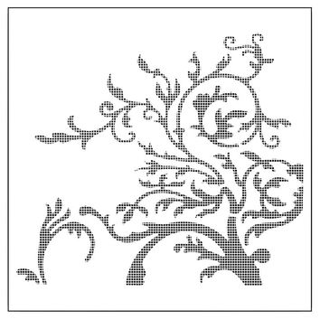 Branches Vines Flower Reusable Stencil Airbrush Painting Art Cake Spray Mold DIY Decor Crafts