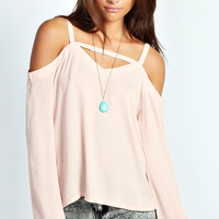Willow Cut Out Detail Blouse