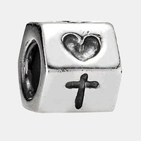 Women's PANDORA 'Faith, Hope & Love' Charm