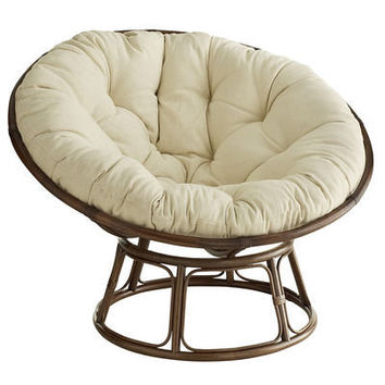 Papasan Chair Frame Brown From Pier 1 Imports Home