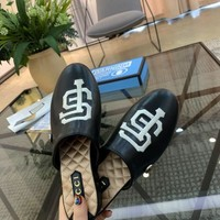Gucci Yankees Slippers Style #5 - Best Online Sale