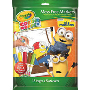 Crayola Color Wonder - Minions