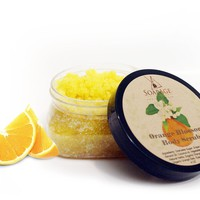 Orange Blossom Body Scrub