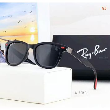 Ray Ban Fashion New More Color Sunscreen Women Men Glasses Eyeglasses
