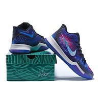 nike kyrie 3 ep galaxy star basketball shoe