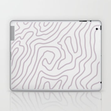 Abstract landscape Laptop & iPad Skin by printapix