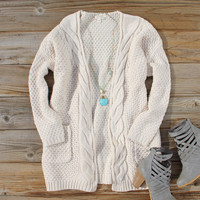 The Scout Sweater