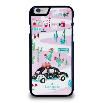 KATE SPADE NEW YORK ROAD TRIP iPhone 6 / 6S Case Cover