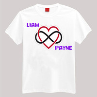 Infinity- Liam Payne Small -2 XL Short Sleeve TShirt