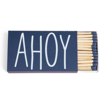 AHOY Matches